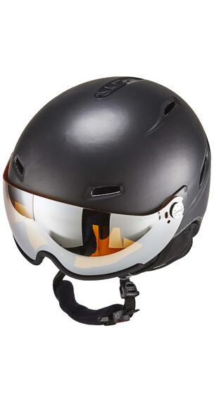 UVEX hlmt 200 Helmet black mat